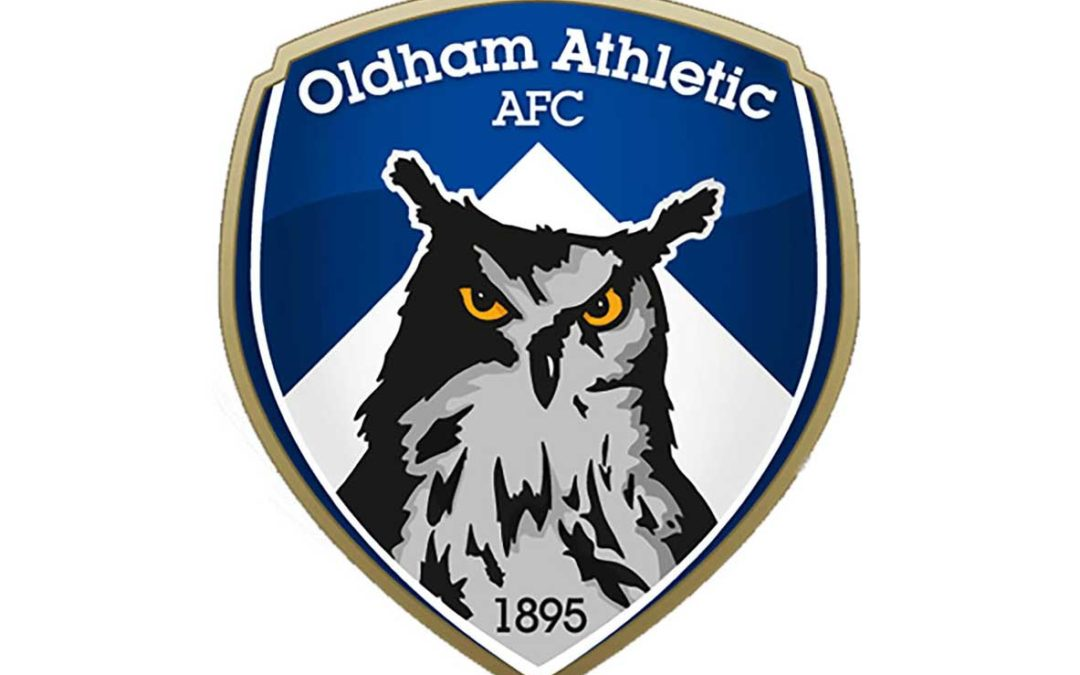 Proud sponsors of Oldham Athletic Football Club